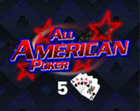 All American Poker 5 Hand