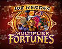108 Heroes Multiplier Fortunes
